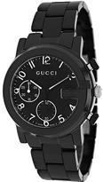 Gucci G-Chrono Collection YA101352 Men's Ceramic Analog Watch