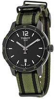 Tissot Men's T0954103705700 Analog Display Quartz Multi-Color Watch