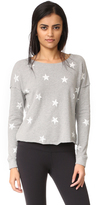 Splendid Ashbury Star Sweatshirt