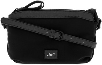 Jag Audrey Nylon Zip Top Crossbody Bag