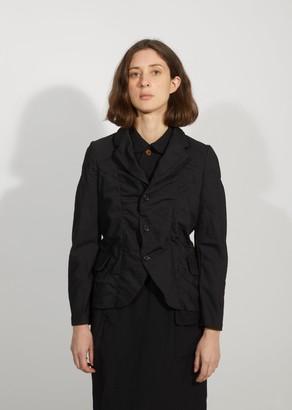 Comme des Garçons Comme des Garçons Garment Washed Twill Jacket