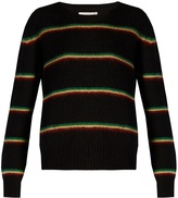 Etoile Isabel Marant Goya striped wool-blend sweater
