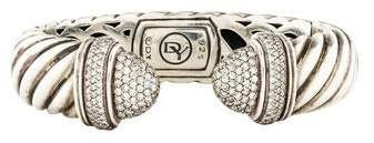David Yurman Diamond Waverly Bracelet
