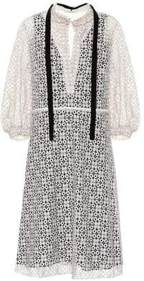 Schumacher Dorothee Into Lace cotton dress