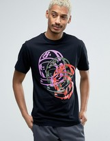 Billionaire Boys Club T-Shirt With Repeat Logo