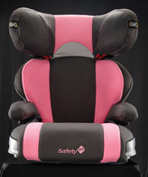 Safety 1st Parisian Pink Boost Air Booster Car Seat