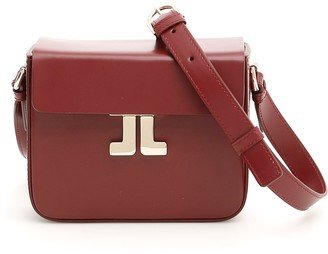 Lanvin JL Closure Shoulder Bag