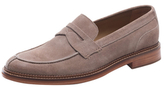 J Shoes Ravenwood Suede Loafer