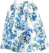 Forever Unique Floral Fifties Style Skirt