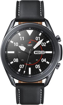 Samsung Galaxy Watch3 45mm Bluetooth - Black