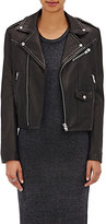 IRO Women's Blondie Biker Jacket-BLACK