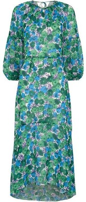 Whistles Alva Zinnia Floral Dress