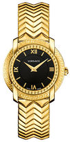 Versace Round Analog Watch
