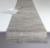Chilewich Basketweave Table Runner, Oyster by