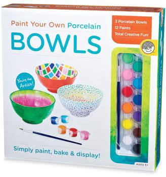 Your Own Paint Porcelain Bowls