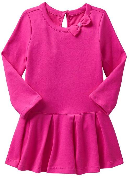 Gap Bow pleated dress