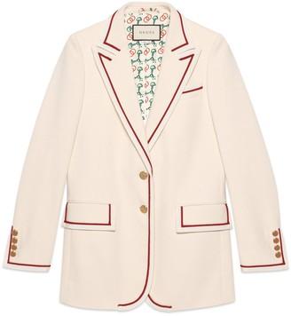 Gucci Stretch viscose jacket