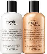 philosophy Creamy Shower Gel Duo