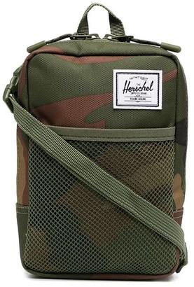 Herschel Camouflage Print Messenger Bag