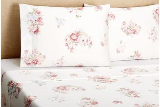 Belle Epoque Vintage-Style Sheet Set - Rose Queen