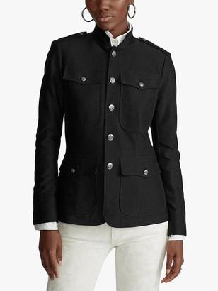 Ralph Lauren Polo Safari Blazer, Polo Black