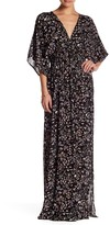 Love Stitch Dolman Sleeve Maxi Dress