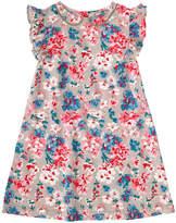 Cath Kidston Woodstock Flowers Frill Dress