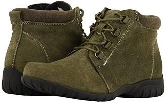 Propet Delaney (Brown Suede) Women's Boots