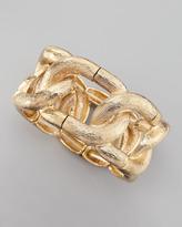 Cara Accessories Stretchy Link Bracelet