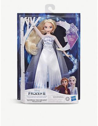 Selfridges Disney Frozen II Musical Adventure Elsa doll