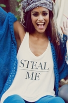 Wildfox Couture Gypsy Game Roadtrip Tank in Vintage Lace