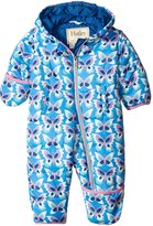 Hatley Baby Girls' Winter Puffer , Blue, 18 24 Months