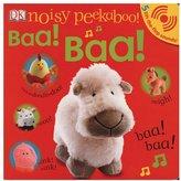 Noisy Peekaboo: Baa! Baa! (Board Book)