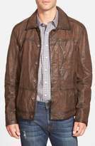 Timberland Men's 'Tenon' Leather Jacket