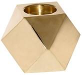 Mela Artisans Monroe in Brass Tealight