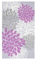 Surya Charming Kid's Rug 3'3x5'3 Bright Purple
