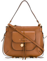 See by Chloe top zip tote bag - women - Leather - One Size