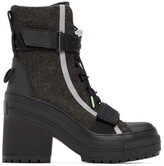 Thumbnail for your product : Converse Black Chuck Taylor All Star Gr 82 Boots