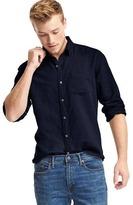 Gap Linen-cotton standard fit shirt