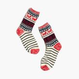 Madewell Llama Trouser Socks