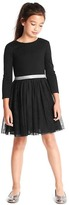 Gap Shimmer-waist tutu dress