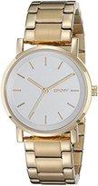 DKNY Women's NY2343 SOHO Gold Watch