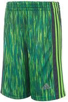 adidas Boys 8-20 Space-Dye Stretch Shorts