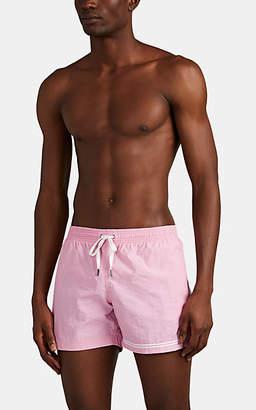 Trunks DANWARD Men's Striped Swim Pink