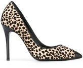 Giuseppe Zanotti Design cheetah print pumps
