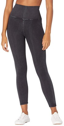 FP Movement Happiness Runs Leggings (Washed Black) Women's Clothing