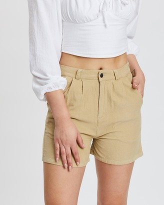 Rusty Mazey Lab High Shorts