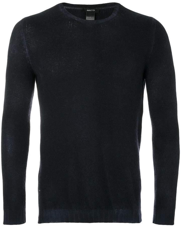 Avant Toi ribbed sweater