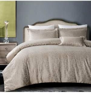 California Design Den 3-Piece Duvet Cover Set, Full/Queen Bedding