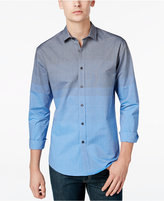 Vince Camuto Men's Ombré Long-Sleeve Shirt